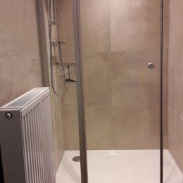 Komfort Dusche am Gang