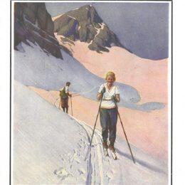 Prospekt Skitour