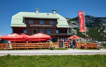 Naturfreunde Linz Tauplitzhaus